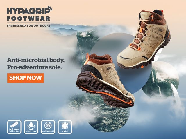 Outdoor Clothing, Footwear, Bags and Gears Brand in India