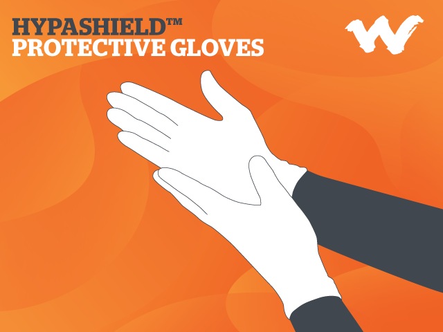 protective gloves product