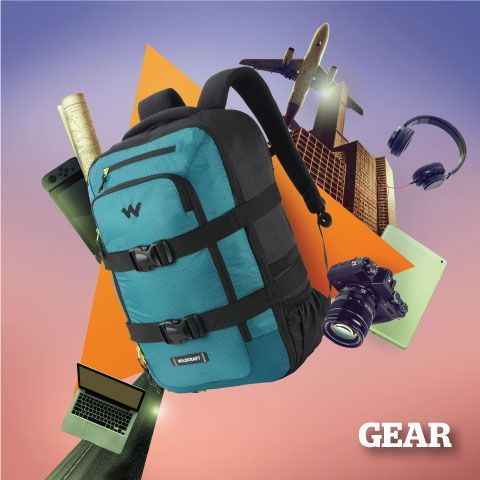 wildcraft bags and gear