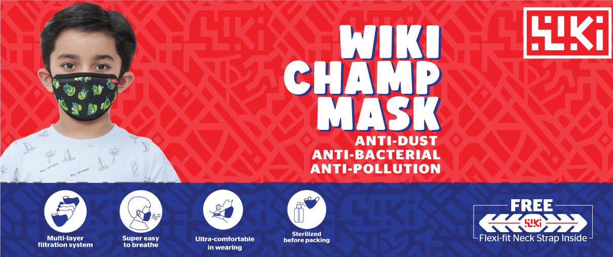 wiki champs masks for kids
